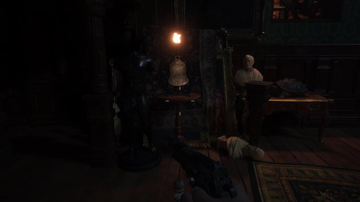 Решение Головоломки с Колокольчиками в Resident Evil Village
