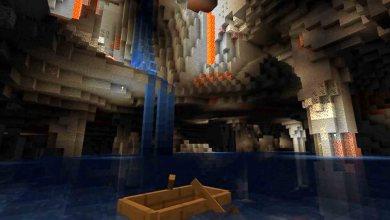 Все Новое из Обновления Minecraft Caves & Cliffs 1.17.0 (Bedrock Edition)