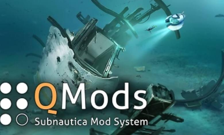 Скачать Менеджер Модов QModManager Для Subnautica Below Zero