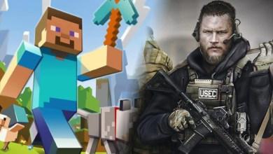 Первый Взгляд на Tarkcraft - Мод Escape from Tarkov для Minecraft