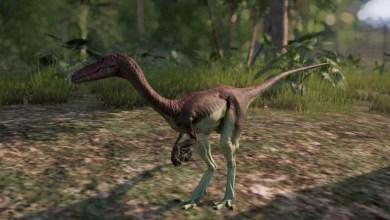 Jurassic World Evolution Мод — Сегизавр (Новый Вид)