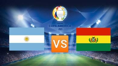 Боливия — Аргентина: Онлайн-Трансляция Копа Америка
