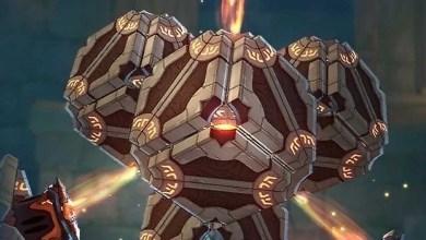 Босс Бессмертное Механическое Множество Появится в Инадзуме 2.0 - Слив Genshin Impact