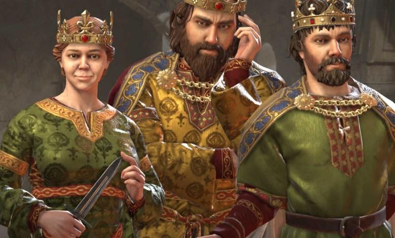 Читы Crusader Kings 3 — Таблица для Cheat Engine [1.4.0 - 1.0]