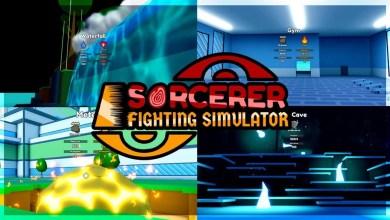 Читы к Sorcerer Fighting Simulator Roblox