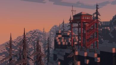The Long Dark - Мод Minecraft