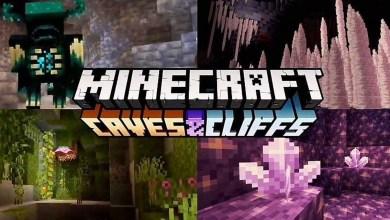 Лучшие Сиды (Семена) в Minecraft 1.17 Caves and Cliffs