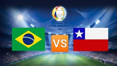 Бразилия — Чили: Кубок Америки, 1/4 Финала Онлайн