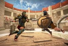 Gladiator Glory Egypt [Мод на Много Денег] 1.0.21