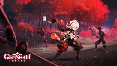 Как Получить Новые Живые Обои Genshin Impact с Изображением Кадзухи