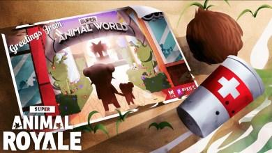 Super Animal Royale Выходит из Раннего Доступа. Королевская Битва с Кровожадными Питомцами!