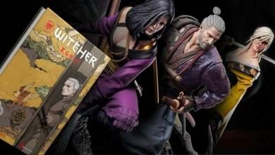The Witcher Ronin — Манга о Приключениях Геральта в Японии