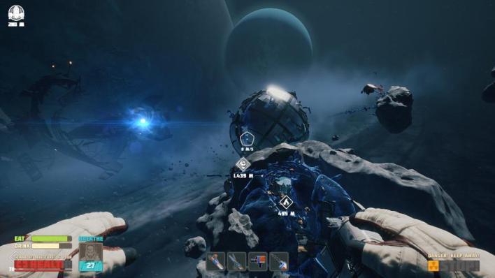 Юморной Breathedge: Выживание на Космической Свалке