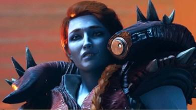 Как вести переговоры с леди Хеллбендер в Marvel's Guardians of the Galaxy - Глава 4