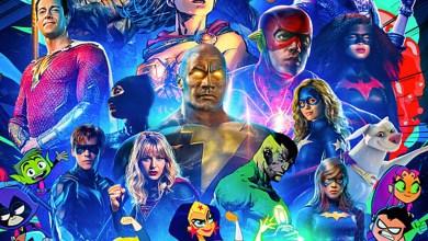Вышел Ролик DC FanDome со Свежими Кадрами из Бэтмена, Флэша, Черного Адама и др.