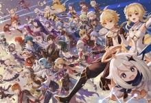 Возраст и рост всех персонажей Genshin Impact. Дни рождения героев игры.