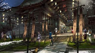 Самая красивая MMORPG в мире ?! Moonlight Blade с «реалистичной графикой»