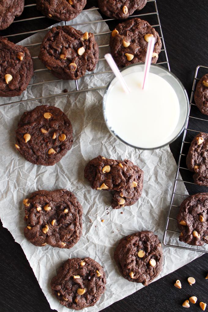 DoubleChocolatePBCookies2