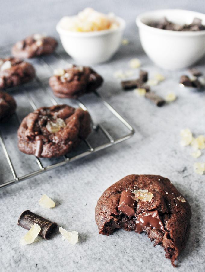 ChocolateCandiedGingerCookies4-2