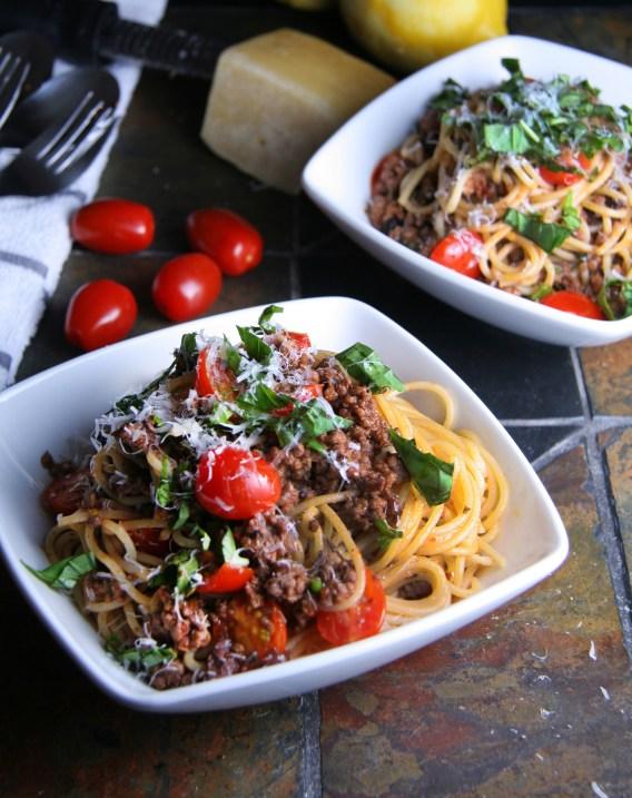 Hearty Summer Pasta
