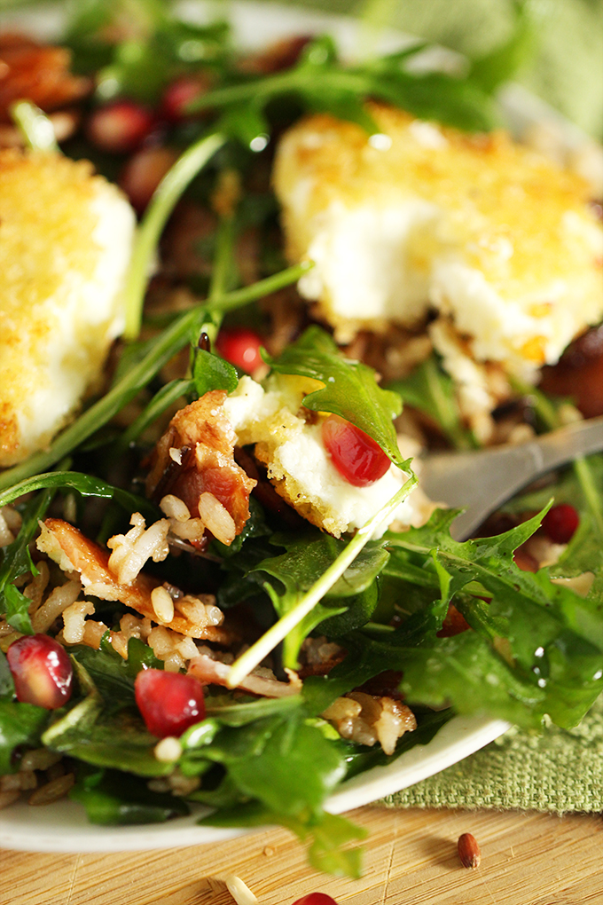 WildRiceFriedGoatCheeseSalad4