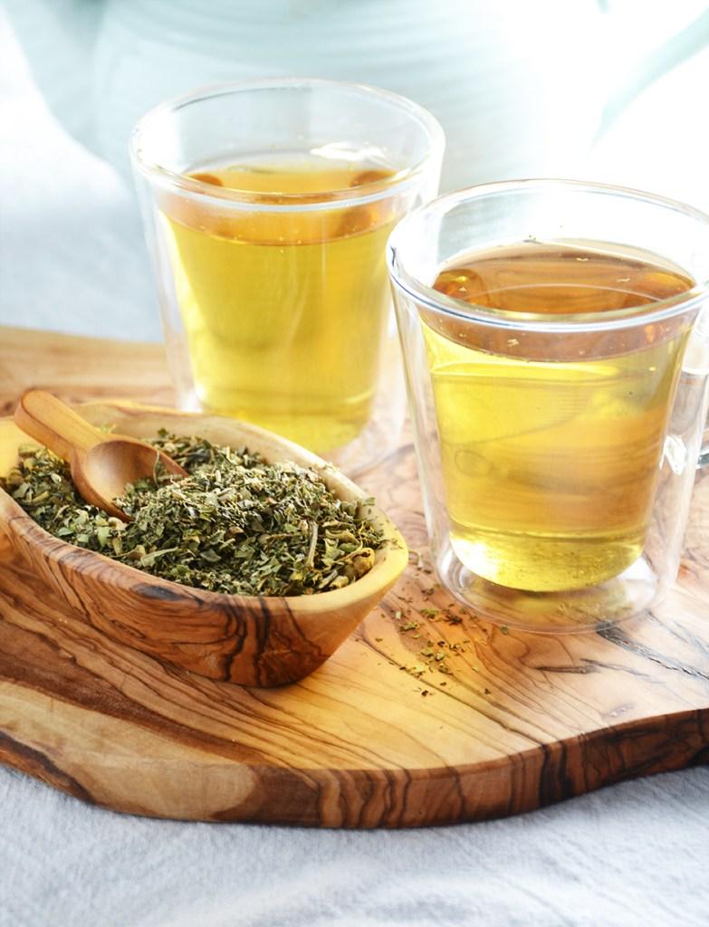 Alpine Tea - For Stress Relief & Balance
