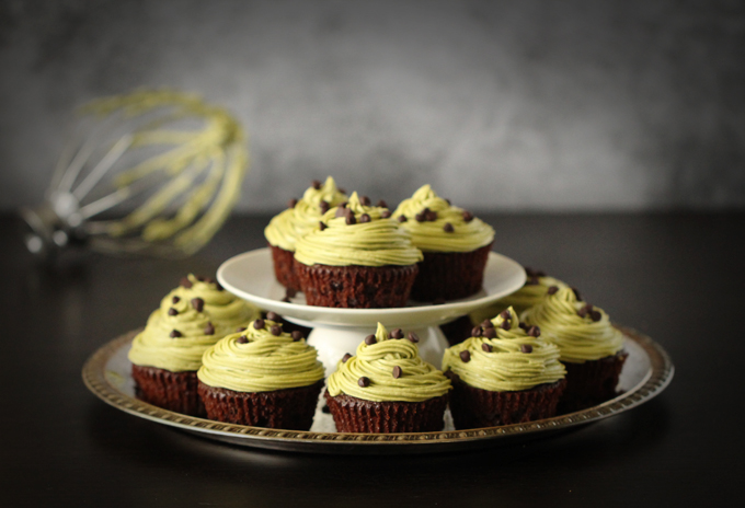 ChocolateMatchaCupcakes6