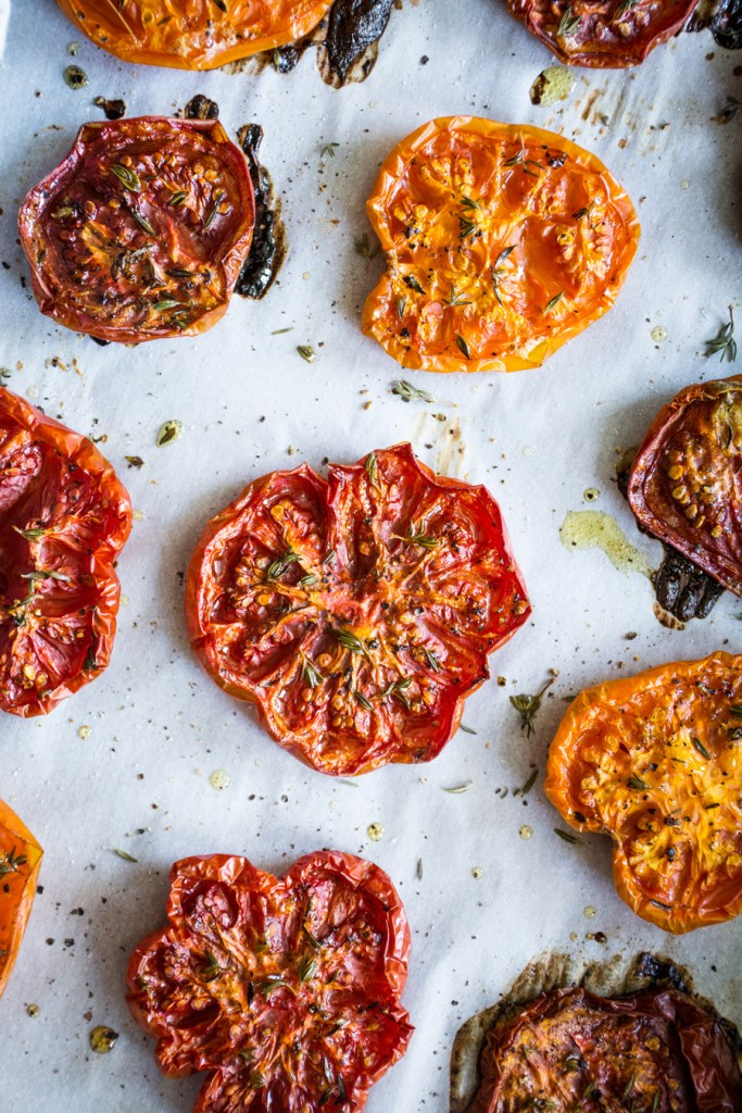 Slow-Roasted Tomatoes