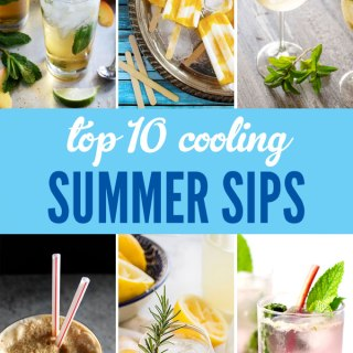 Top 10 Cooling Summer Sips