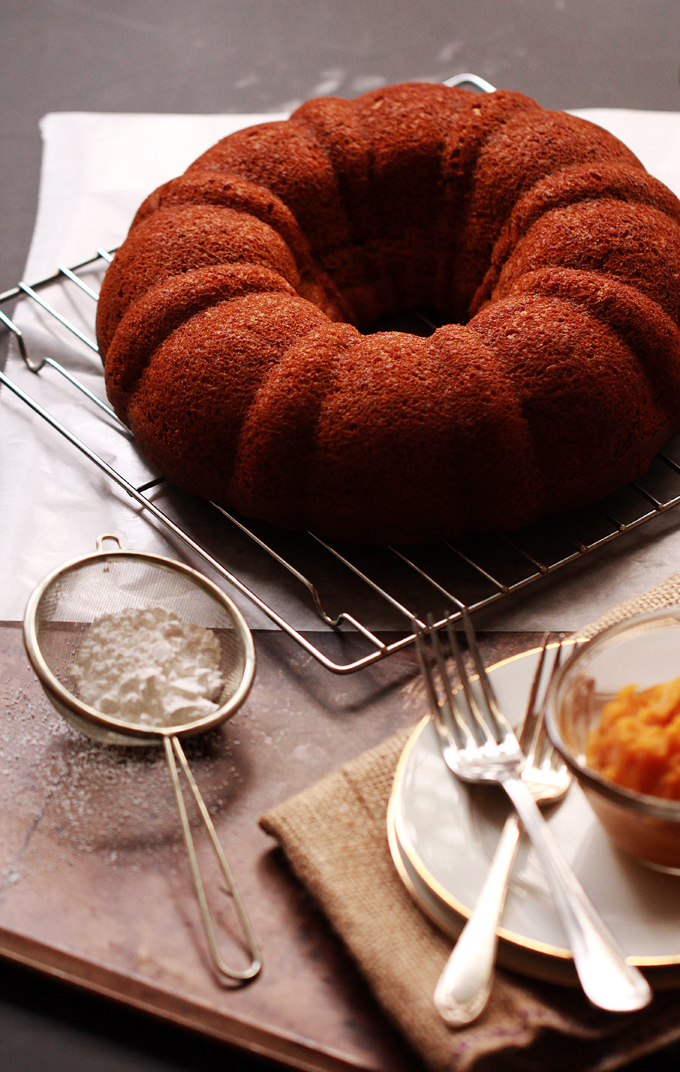 Butternut Squash Bundt Cake Recipes