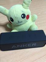Anker sound core、コスパ最高っす。