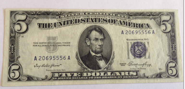 rare paper money to sell nh