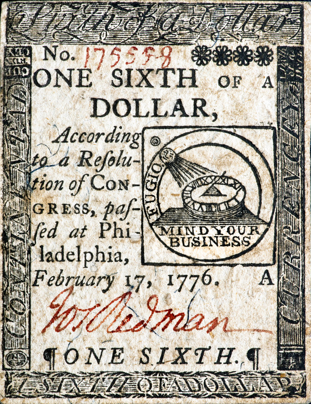 buy rare paper money currency new hampshire