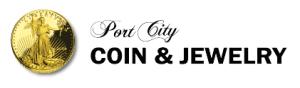 Port city coin logo