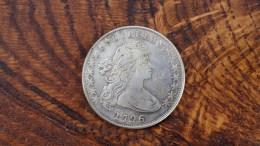 1796 silver dollar