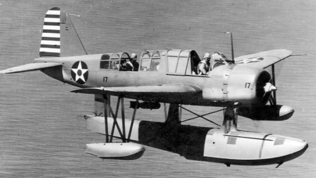 Restoring History: The Kingfisher Seaplane on the USS North
