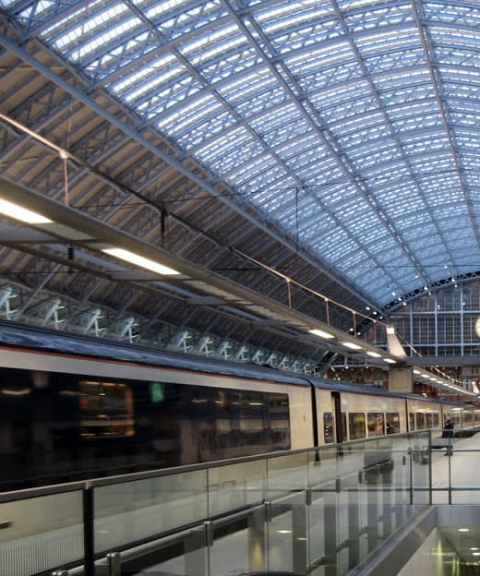 Portcullis Executive Travel |Eurostar Station Transfers