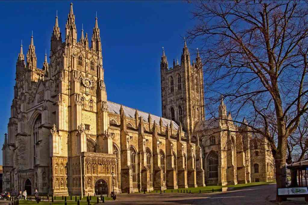 Canterbury Cathedral - Chauffeur tour