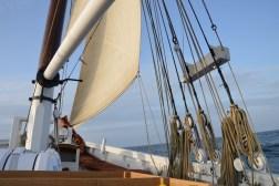 Transport à la voile en Bretagne