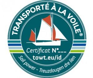 Transport à la voile TOWT