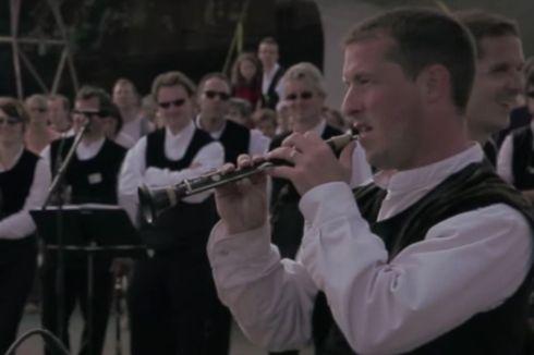 Affrontement musical à l'occasion du Festival Interceltique de Lorient 2014