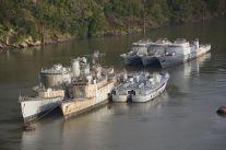 La flotte fantôme de Landévennec