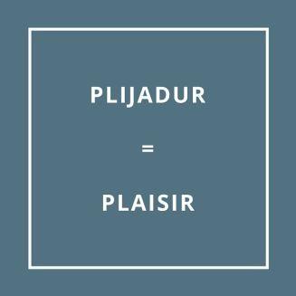 Traduction bretonne Plijadur = Plaisir