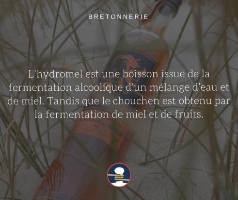 Bretonnerie: Hydromel sec, demi-sec et moelleux