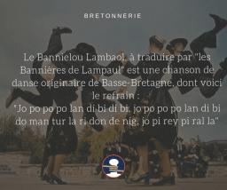 Bretonnerie #30 : Le Bannielou Lambaol
