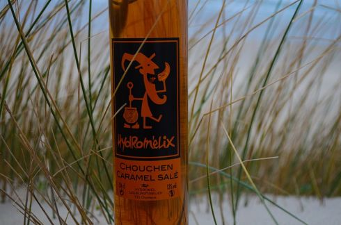 L'Hydromélix, le chouchen breton au caramel salé