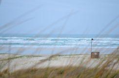 Vague, vent et tranquillité sur Treguennec dans le Finistère