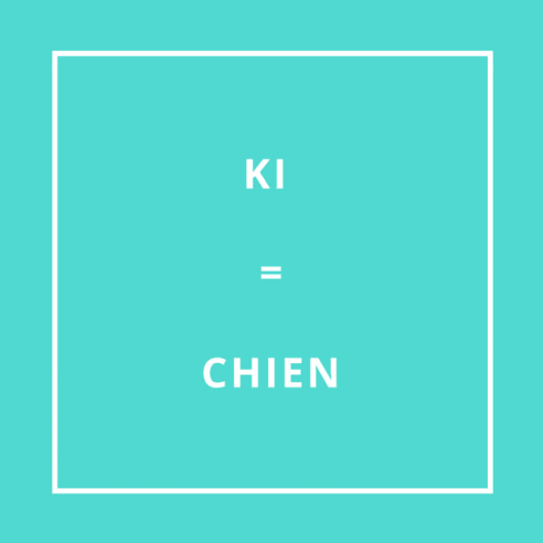 Traduction bretonne : KI = CHIEN