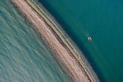 Une sortie en paddle en Bretagne