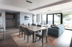 Saint-Malo (35) : appartement de luxe avec vue mer, un salon idéal pour profiter
